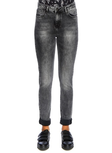 Black Pepper Jean Pantolon Antrasit